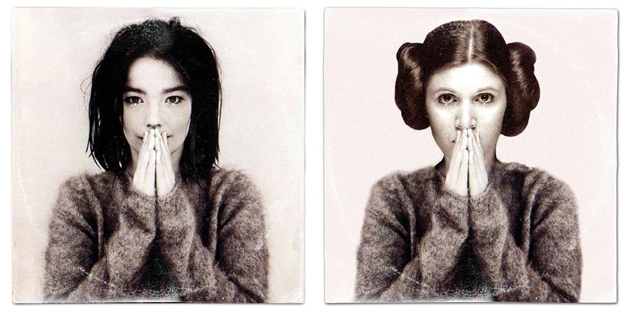 Star Wars'd Albencover albumcover-star-warsd_03