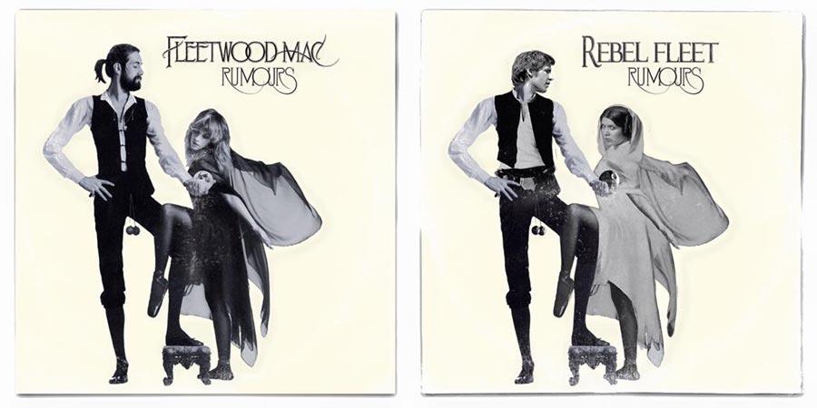 Star Wars'd Albencover albumcover-star-warsd_08