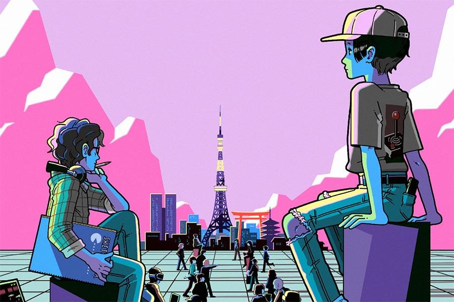 Doku über die japanische Indie Game-Szene branching-paths