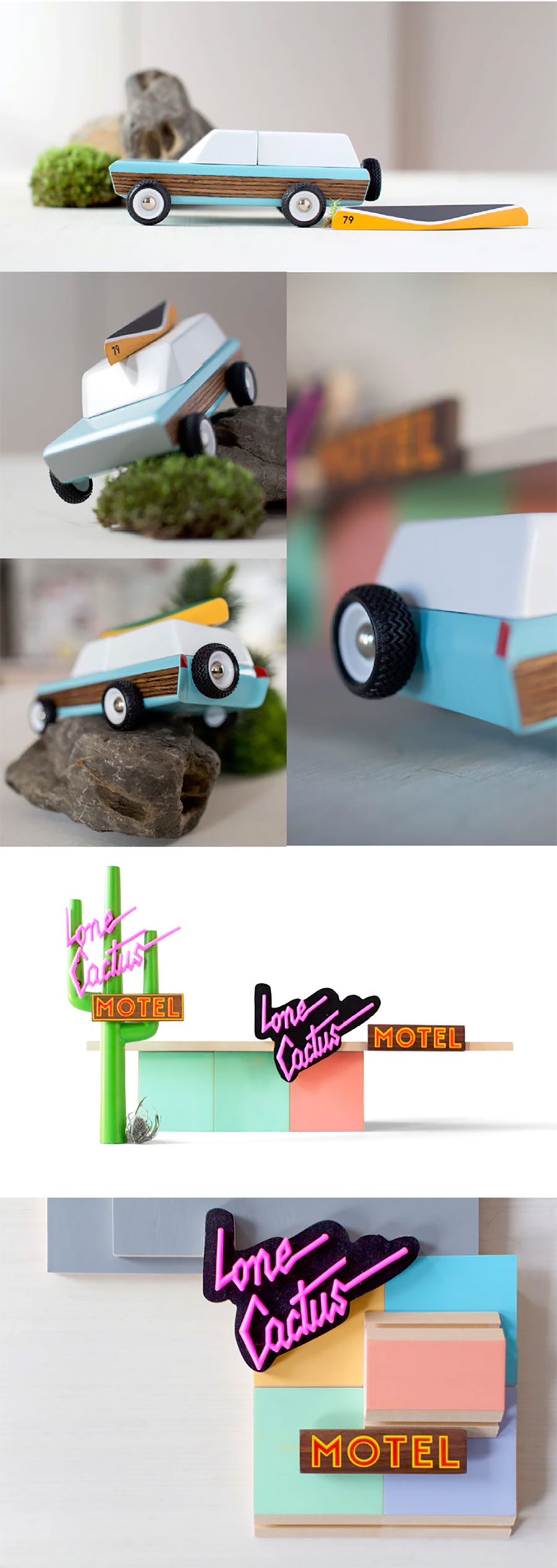 Coole Holz-Spielzeugautos im Retro-Look candyland-wooden-cars_03