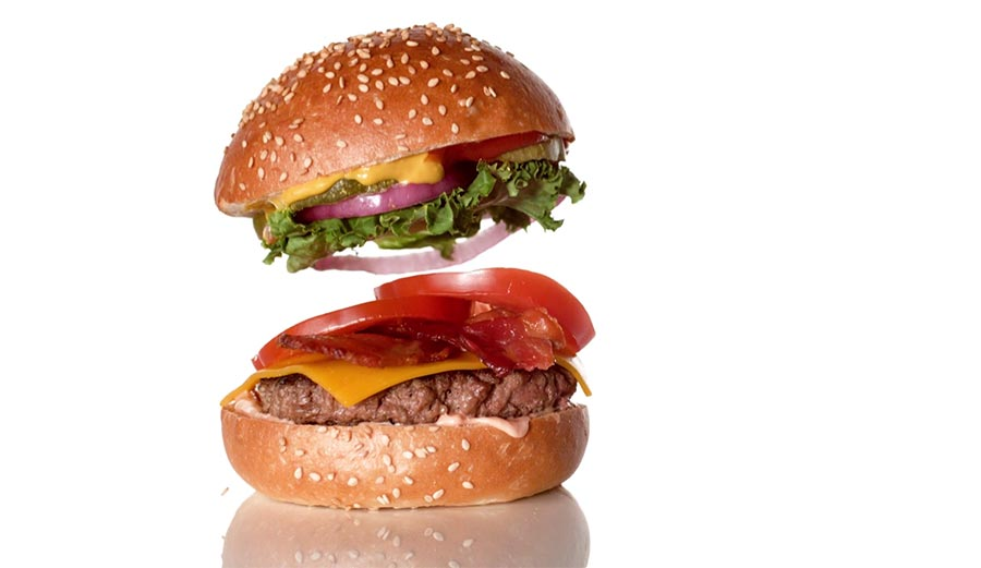 So entsteht der perfekte Burger Drop deconstructed-burger