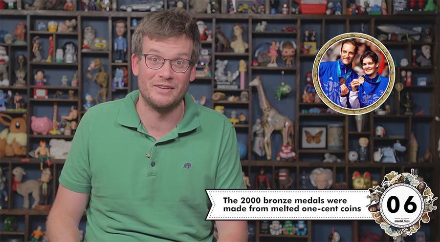 39 Fakten zu den Olympischen Spielen facts-about-olympia