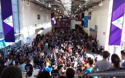 Mein Besuch auf der Gamescom 2016