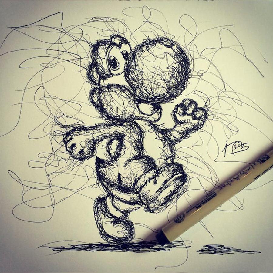 Zeichnungen: Jimmy Mätlik jimmy-matlik_07