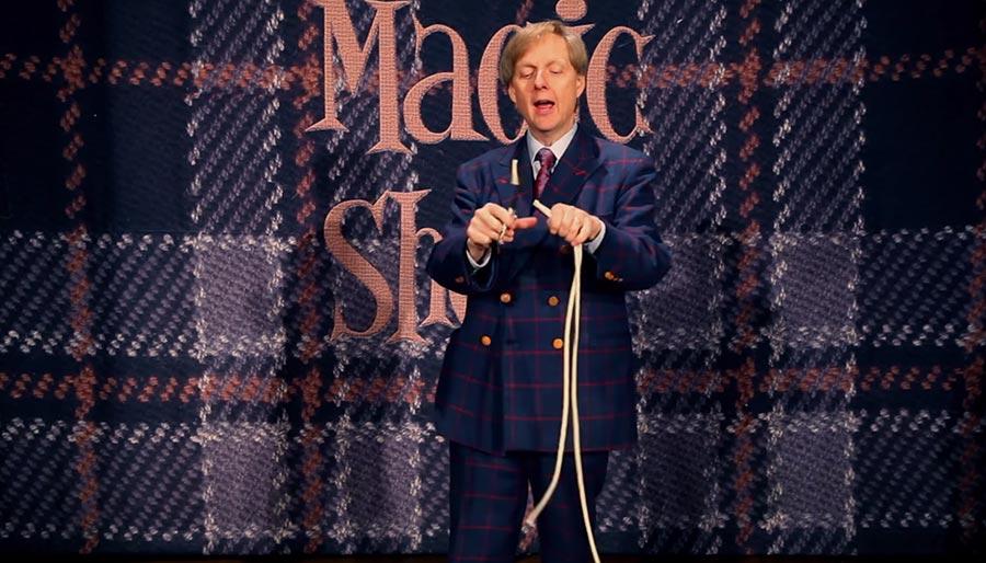 Endlos-Zaubertrick mit Seil mac-king-rope-trick