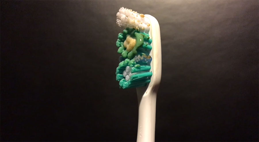 melting-toothbrush