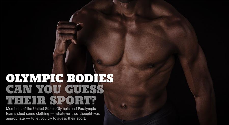 Errate die Disziplin anhand des Olympioniken-Körpers olympic-bodies_03