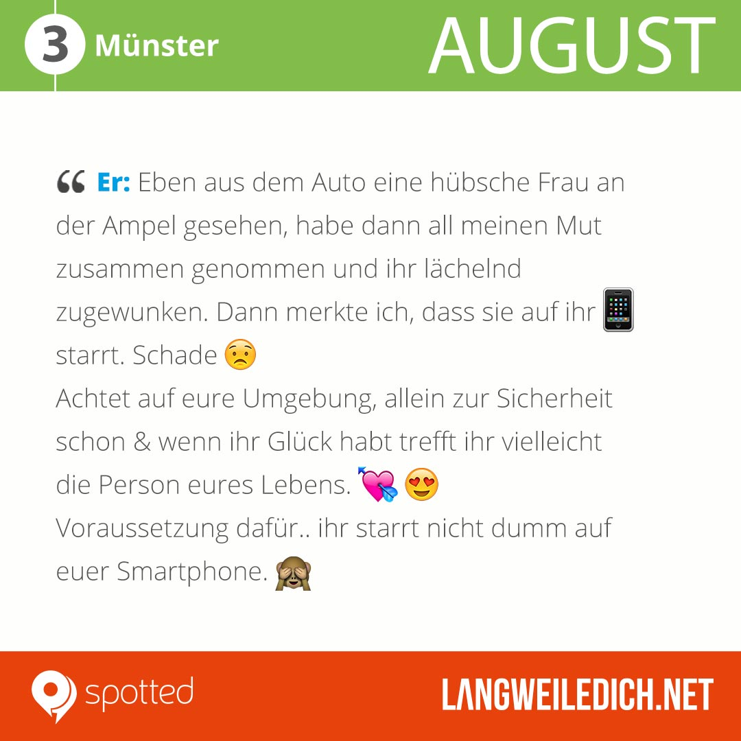 Top 5 Spotted-Nachrichten im August 2016 spotted-notes-2016-08_03