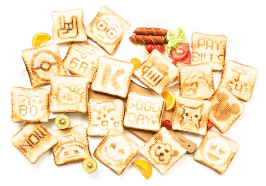 Euer Wunschmotiv ins Brot toasten toasteroid_02