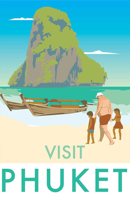 Ehrliche Reise-Destinations-Poster visit-honest-poster_04