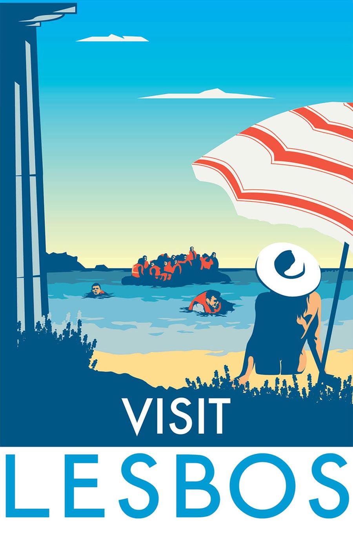 Ehrliche Reise-Destinations-Poster visit-honest-poster_06