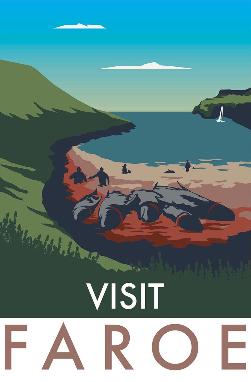 Ehrliche Reise-Destinations-Poster visit-honest-poster_07