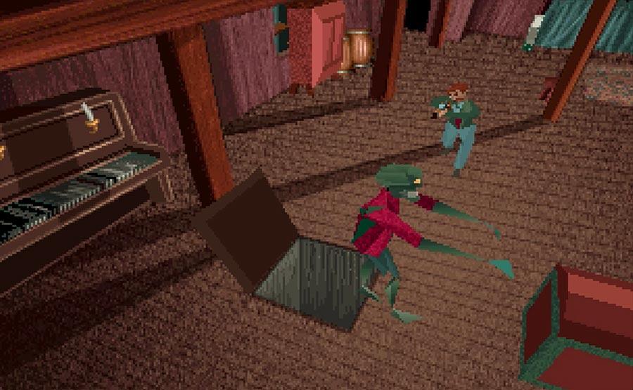 Die Geschichte von Zombies in Videospielen