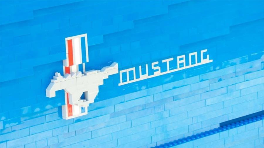 Ein Mustang aus LEGO LEGO-mustang_02