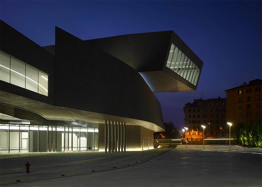 Museum of XXI Century Arts MAXXI_02