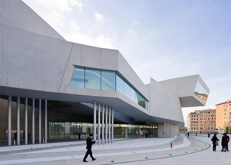 Museum of XXI Century Arts MAXXI_07