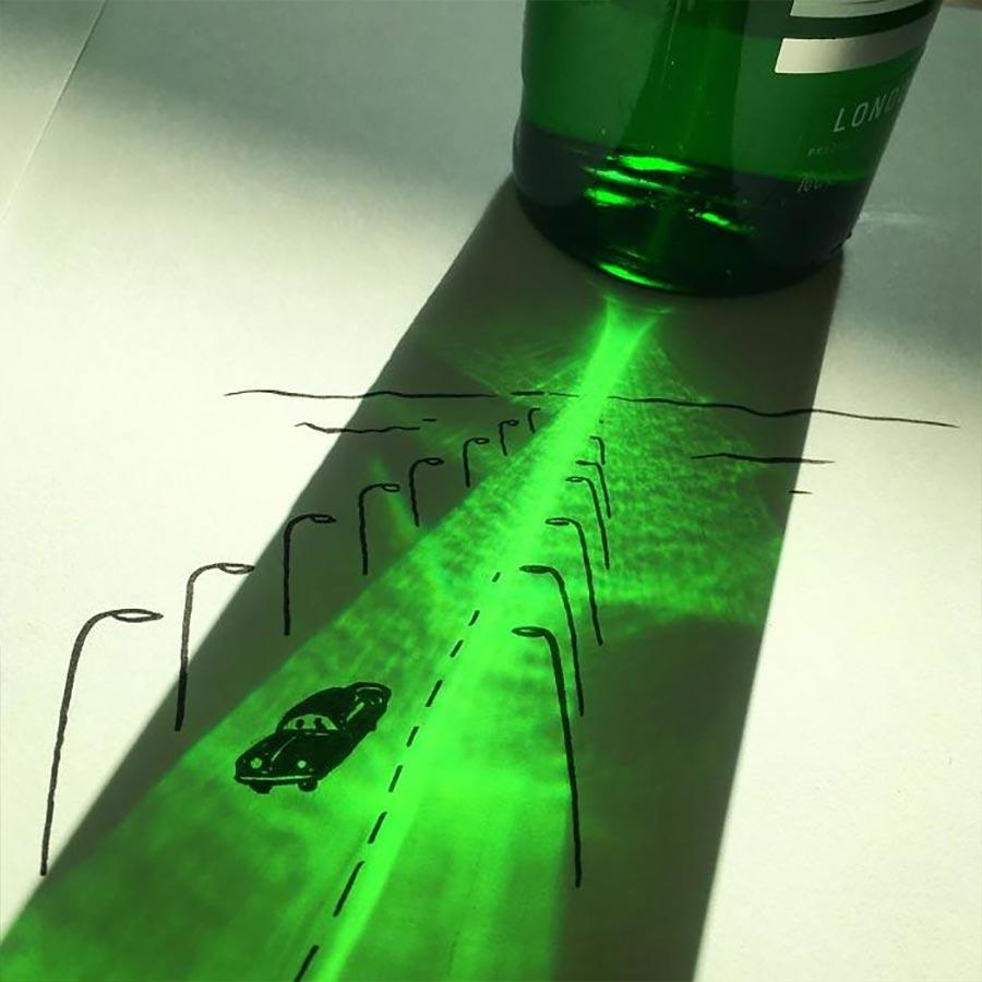 Schatten als Zeichnungs-Helfer Vincent-Bal-shadow-drawings_07