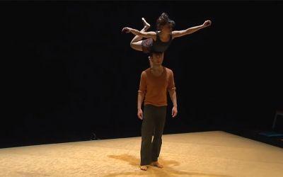 akrobatiktanz