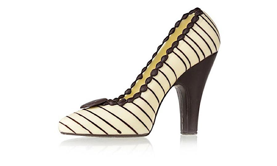 High Heels aus Schokolade chocolate-high-heel