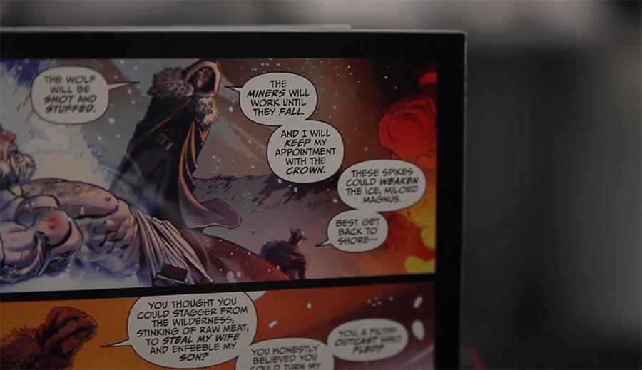 Über den Ursprung der Comic-Schrift comic-book-font