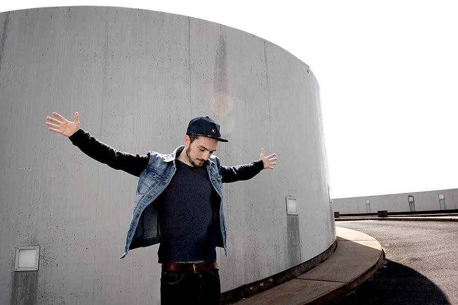 """Rapper Fargo zeigt uns, dass es """"einfach sein"""" kann"""