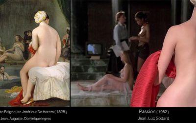 Wenn Filme Gemälde zitieren