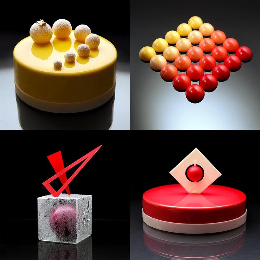 Geometrische Kuchenkunst geometric-cakes-Dinara-Kasko_06