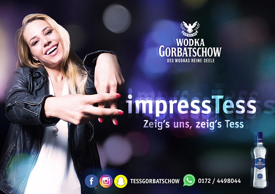 Kannst du Tess beeindrucken? impressTess_01
