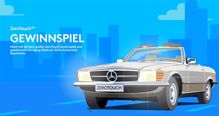 Gewinnt einen Mercedes 380 SL-Oldtimer logitech-zerotouch_01