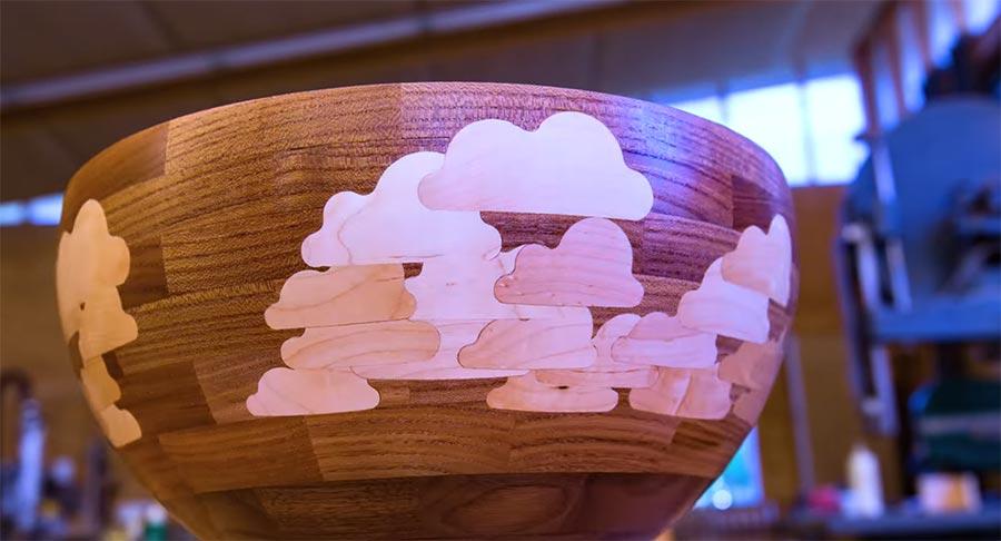 Vom Holzbalken zur Wolkenschale