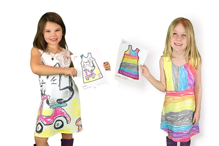 Kinderzeichnungen als Fashion-Vorlagen picture-this-kids-fashion-design_01