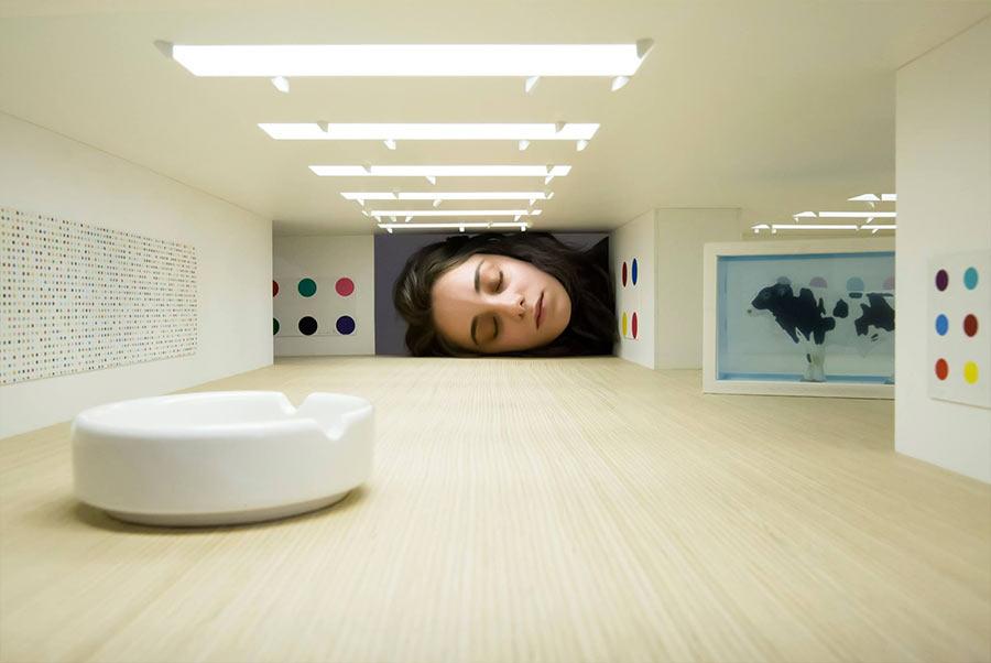 Werde riesiger Kunstliebhaber put-your-head-into-gallery_02