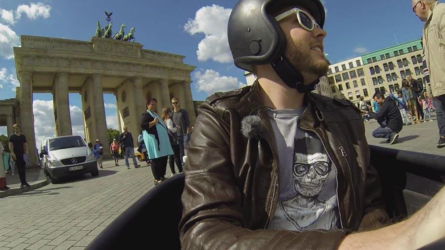 Das fertige Video meiner Berlin-Überraschung