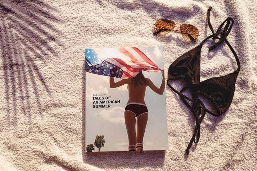kurzweil-ICH: Ben Bernschneider tales-of-an-american-summer