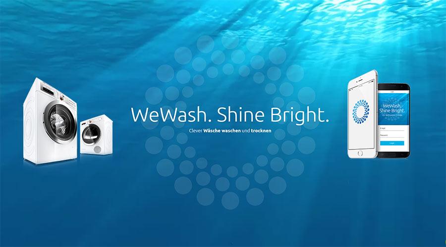 Ist Waschmaschinen-Sharing die Zukunft?