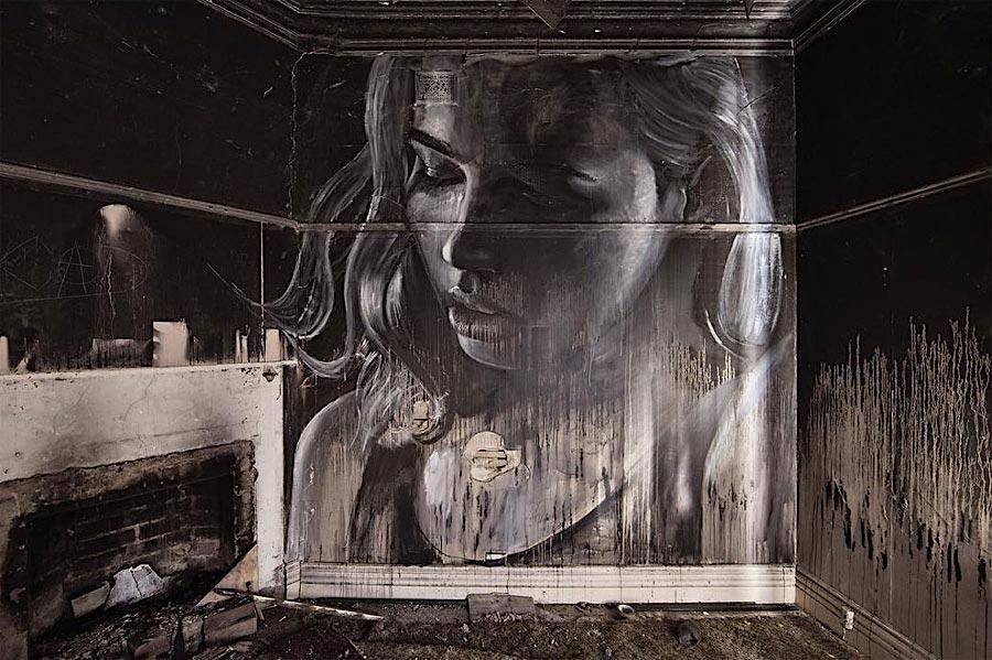 Street Art: Rone