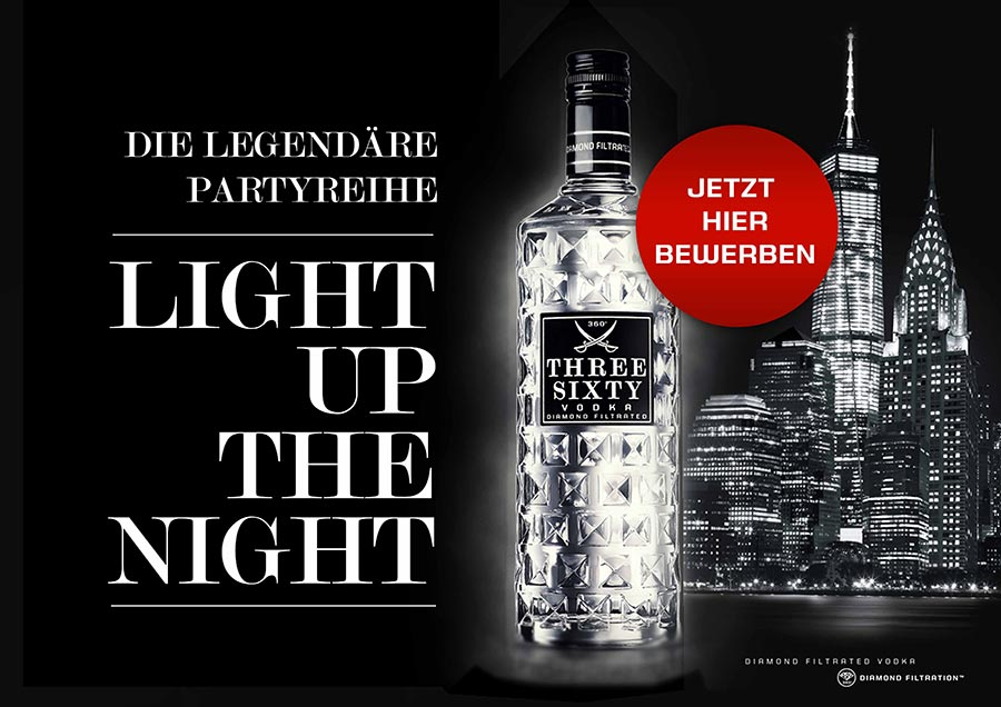Gewinnt ein Partypaket von THREE SIXTY VODKA THREE-SIXTY-VODKA-Light-Up-The-Night_02