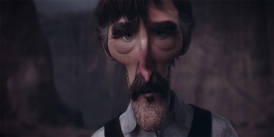 Genialer Kurzfilm: Borrowed Time