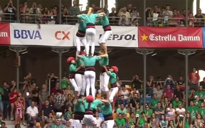 castellers-tower