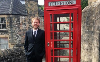 Vlog: Auf einer Englischen Hochzeit