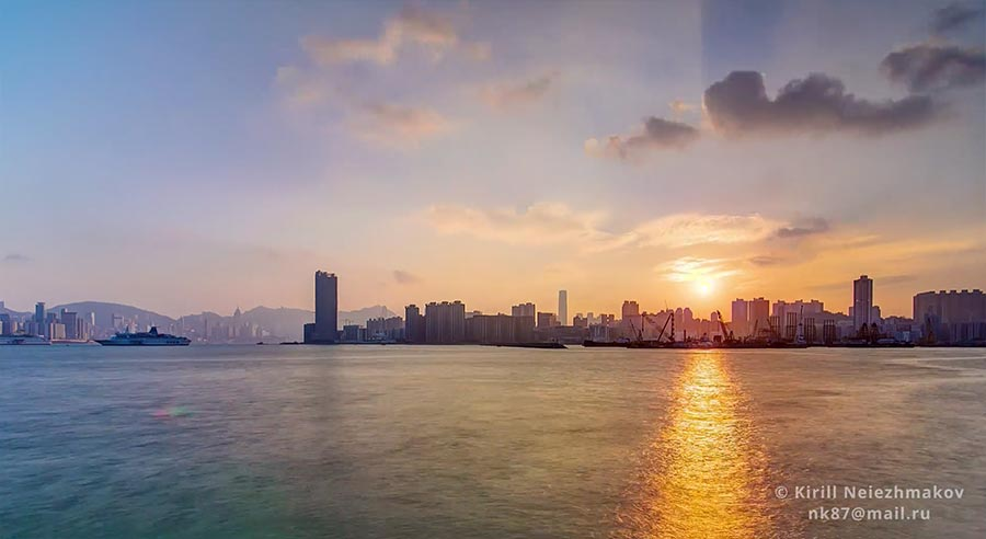 Grandiose Hong Kong Hyperlapse