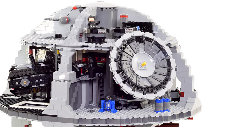 LEGO Death Star Stopmotion Timelapse lego-death-star-stopmotion-timelapse