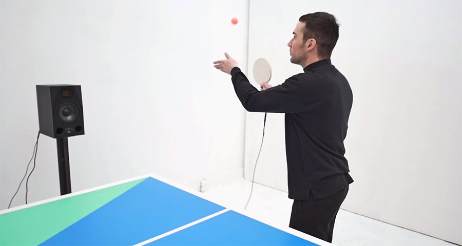 Mit Tischtennisschlägern die BPM bestimmen