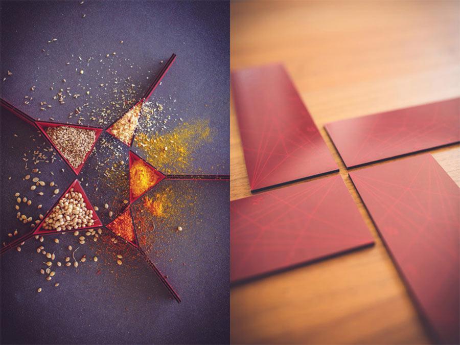 Super nützlicher Origami-Löffel polygons-kickstarter_04