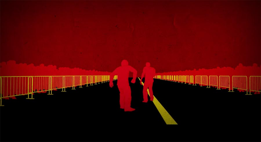 The Long Walk stephen-kings-the-long-walk-animation