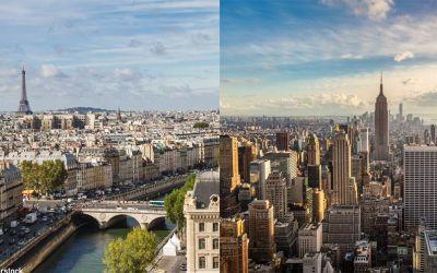 Deshalb sind US-Städte ganz anders aufgebaut als europäische