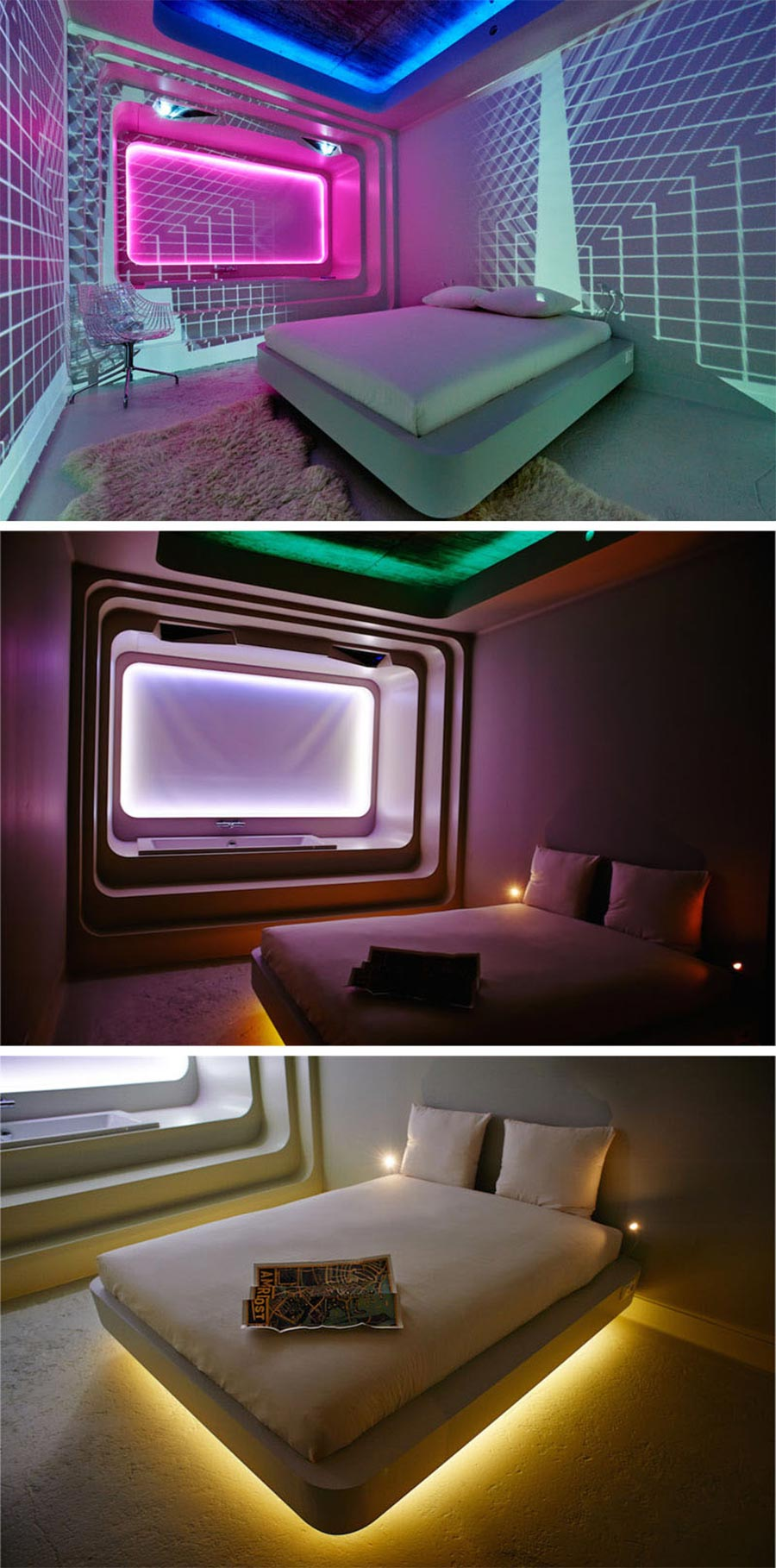 9 Designer haben je ein Zimmer in diesem Hotel erstellt volkshotel-amsterdam_02