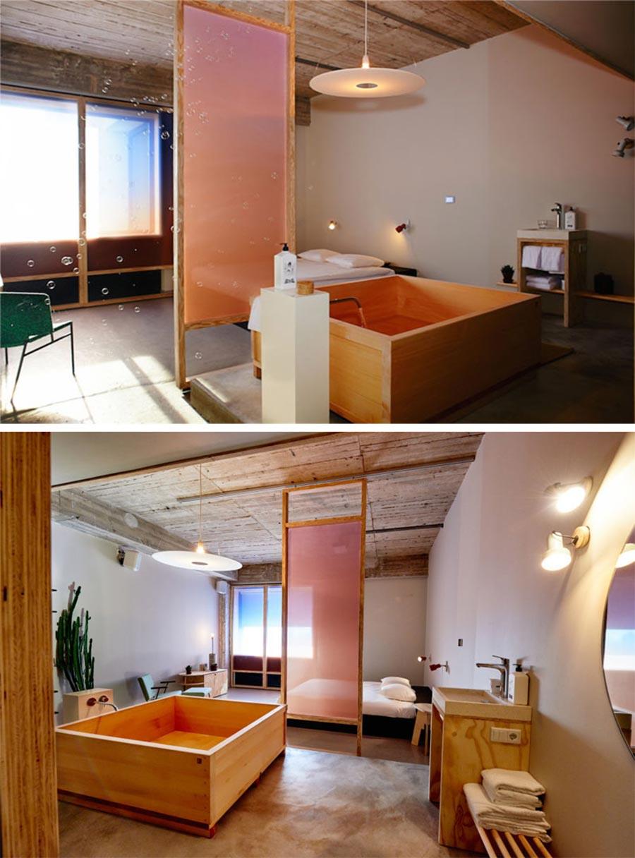 9 Designer haben je ein Zimmer in diesem Hotel erstellt volkshotel-amsterdam_04