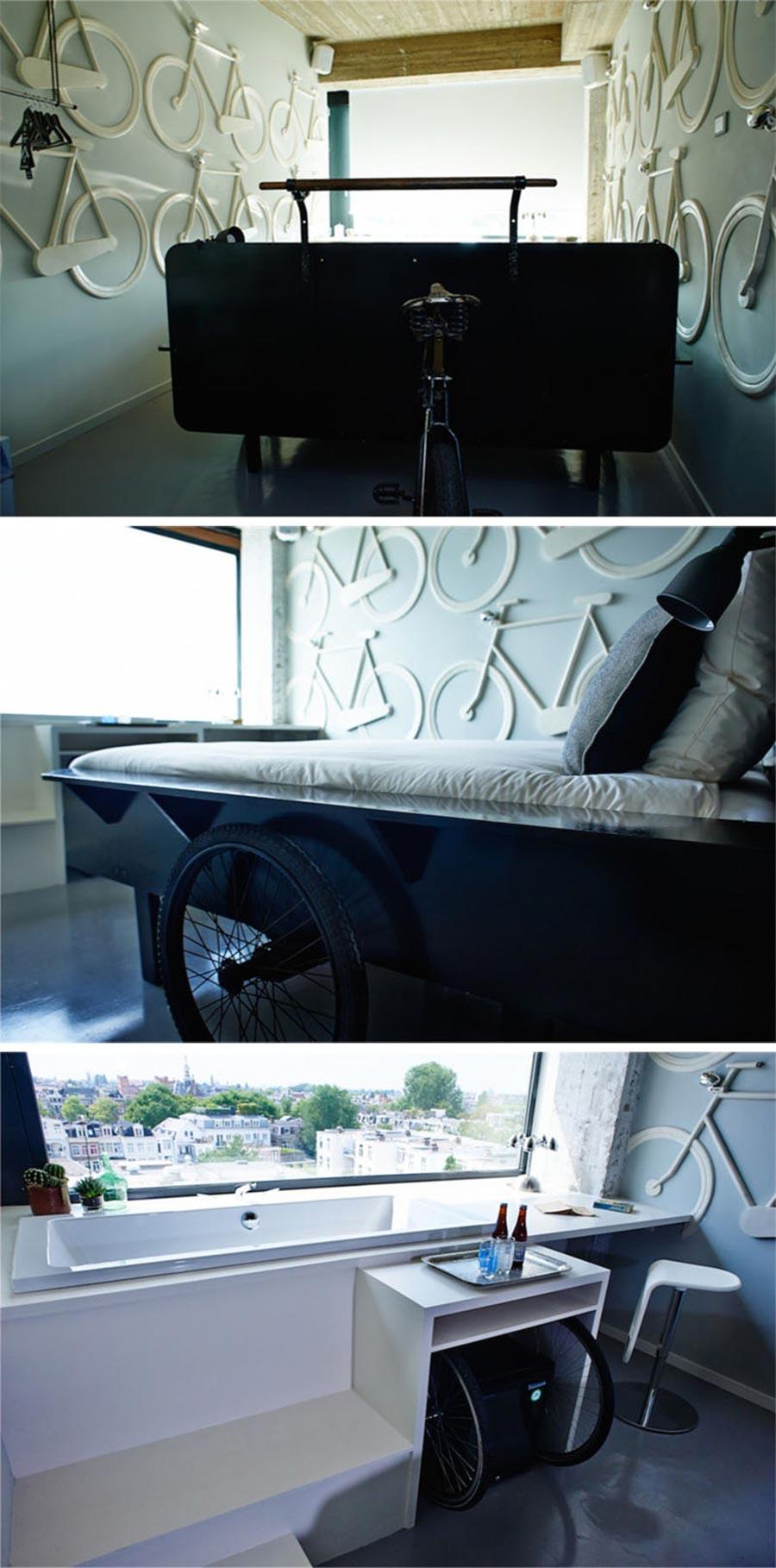 9 Designer haben je ein Zimmer in diesem Hotel erstellt volkshotel-amsterdam_07