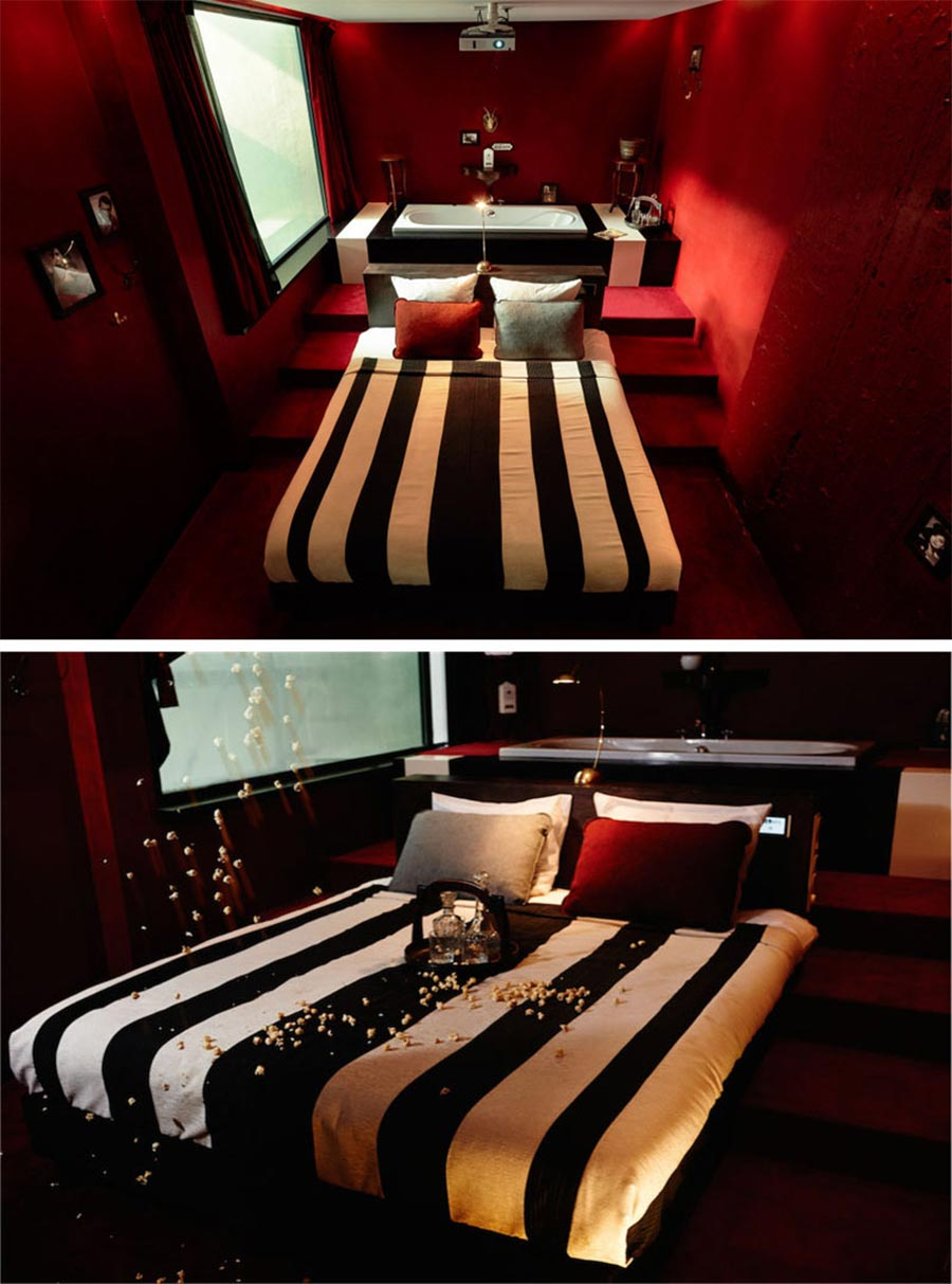 9 Designer haben je ein Zimmer in diesem Hotel erstellt volkshotel-amsterdam_09